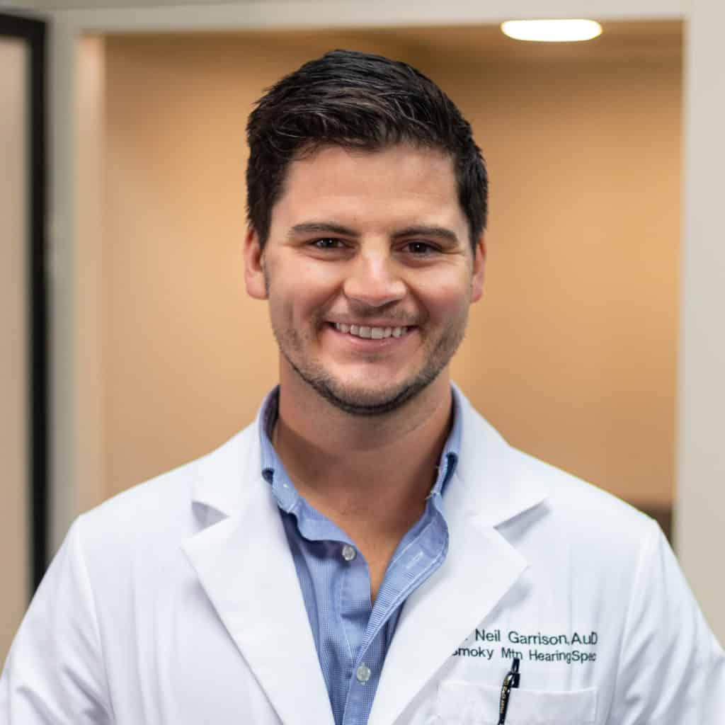 Dr. Neil Garrison, AuD neil audiologist morristown tn