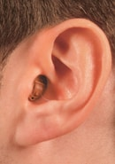 completely in the canal (CIC) hearing aid