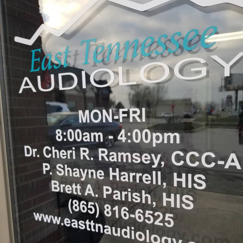 Contact: East Tennessee Audiology