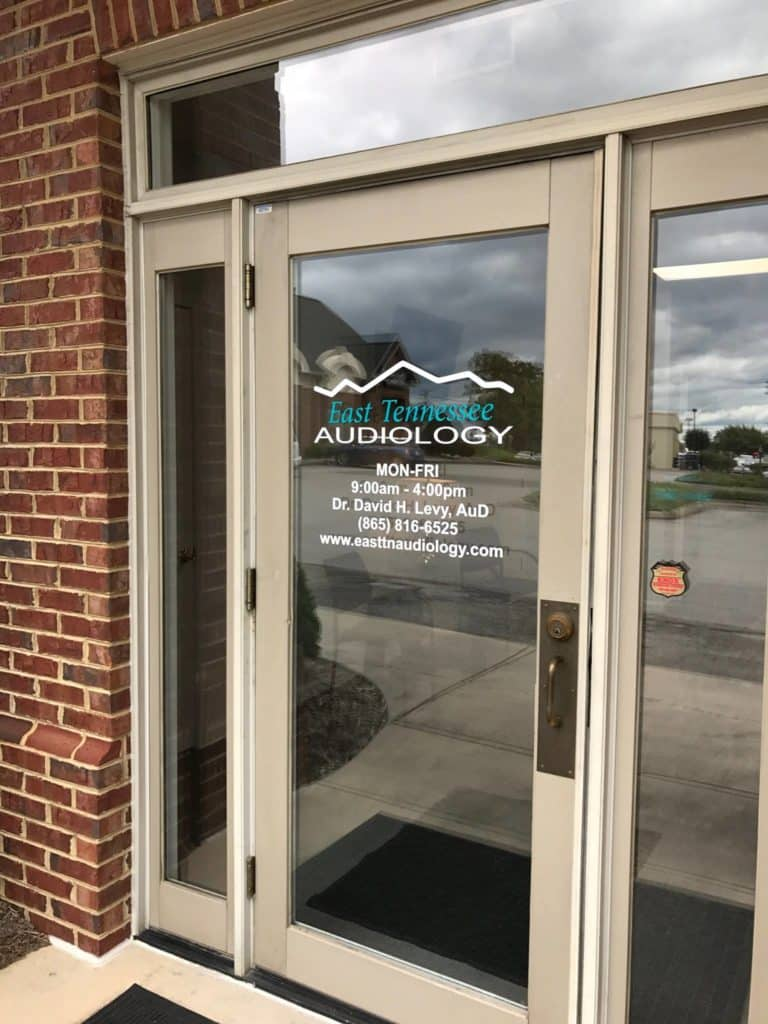 East Tennessee Audiology Lenoir City Front