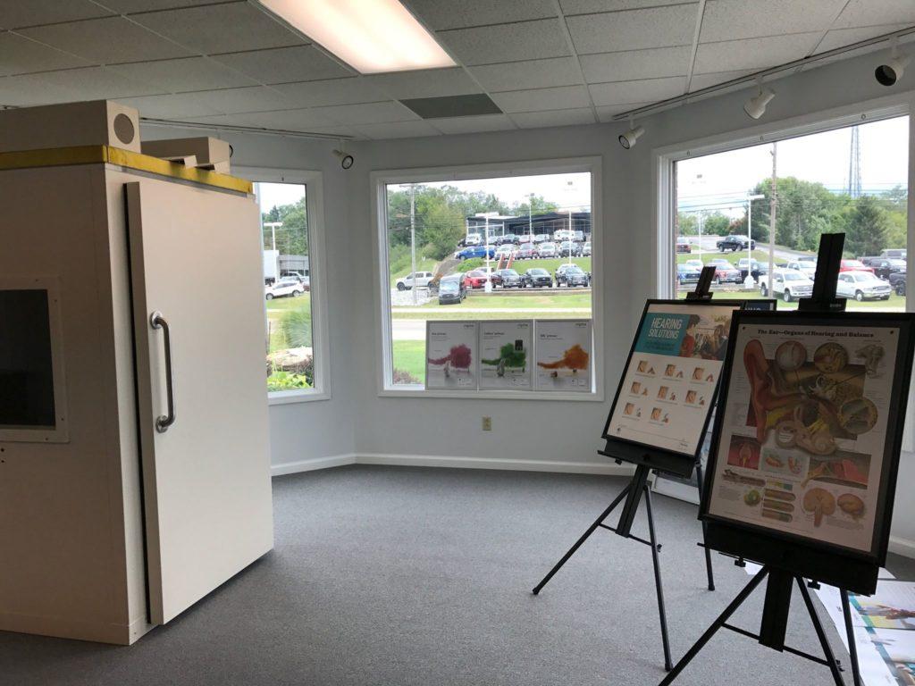 East Tennessee Audiology Lenoir City: Office